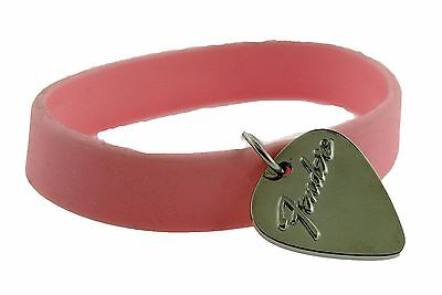 New Small Size Fender Wristband Sport Baller Band Silicone Rubber Bracelet Cuff