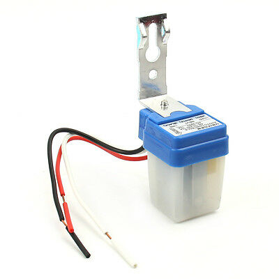 Automatic Street Light Lighting Switch Electric Auto Operated Control Sensor NEW
