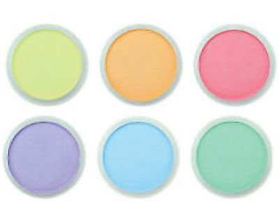 PanPastel - 3 Pans - Pearescents Secondary Colors - Free Tools and Storage Jar