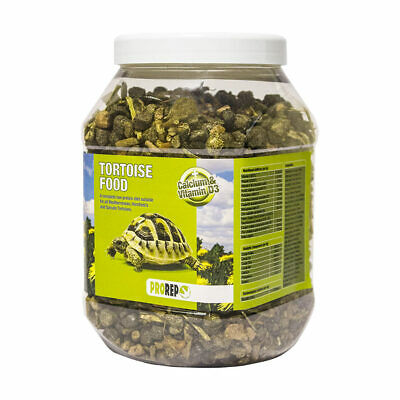 ProRep Tortoise Food - Dried Pellet Nettles, grass, weeds, high fibre