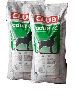 2x15kg Royal Canin Club Adult CC Special Performance  Hundefutter