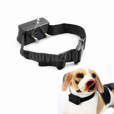 Anti Bark No Barking Tone Shock Control Dog Training Collar for Small Medium Dog