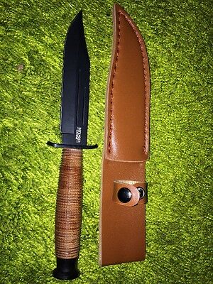 "9"" Tactical Combat Survival Fixed Blade Knife"