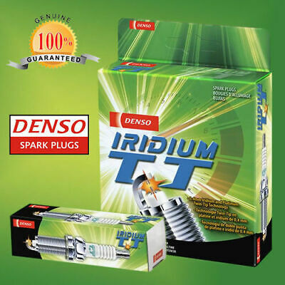 Denso Iridium Twin Tip Spark Plugs Ford Falcon Ba Bf Fg 4L Xr6 Turbo Barra