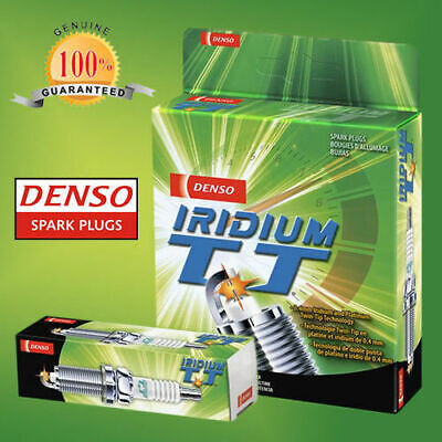 Denso Iridium Twin Tip Spark Plugs Ford Falcon Bf Xr8 Boss 260 It20Tt X 8