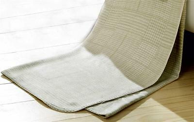 Bocasa Bambus Glencheck Plaid Throw, 130x170cm (A78-H2P)