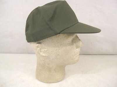 post-Vietnam US Army OG-507 Hot Weather Field or Baseball Cap - Size 7 1/8 MINT