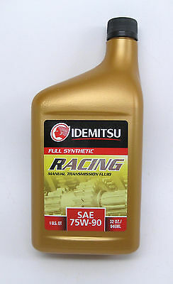 Idemitsu 75W-90 Synthetic Gear Oil - Manual Transmission Fluid