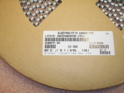 470uf 25V 105/' LOW IMPEDANCE SMD  ELECTROLYTIC 25CV470KX SANYO 500 QTY