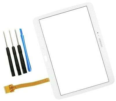 """For Samsung Galaxy Tab 3 10.1"""" P5200 P5210 P5220 Touch Screen Digitizer White"""