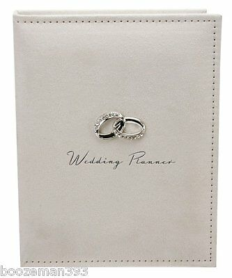 Amore Wedding Planner Book (Diary / Journal / Organiser) engagement Gift Box