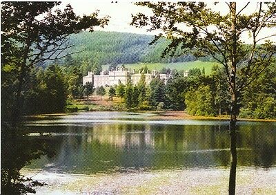 Scotland Postcard - Bowhill - Selkirk    ZZ401