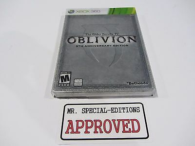 The Elder Scrolls IV: Oblivion 5th Anniversary Edition (Xbox 360) BRAND NEW