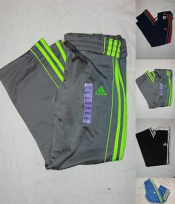 *NEW*ADIDAS ATHLETIC Boy's-Girl's PANTS-TRAINING/SPORTS/WARM-UP/Medium Weight