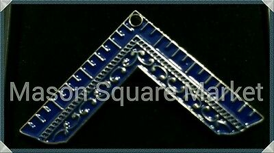 Freemason Worshipful Master Lapel Pin