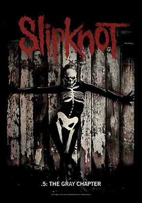 "SLIPKNOT ""THE GRAY CHAPTER"" Fabric Poster Oversized 30""X40"" Poster Flag NEW"
