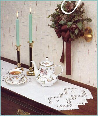 Hardanger With Southern Charm #2 Borders by Janice Love SIGNED NEW Pattern