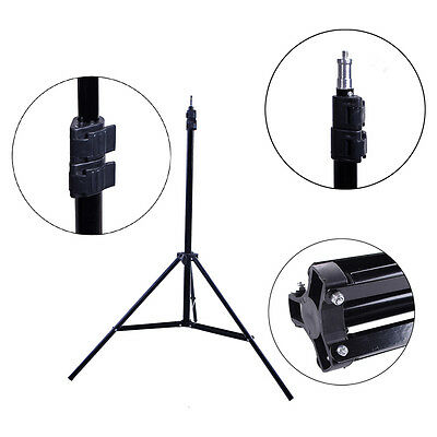 7Ft Light Stand Tripod For Photography Lighting Studio Boom Umbrella Softbox