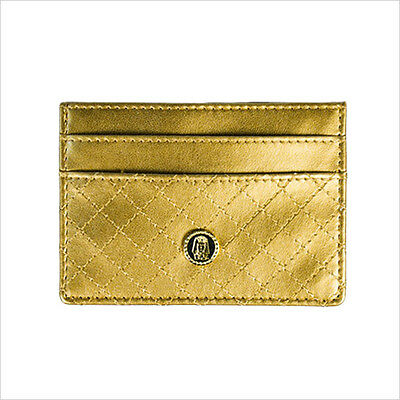 100% Authentic Exclusive Last Kings Gold Collection Card Wallet Holder Tyga