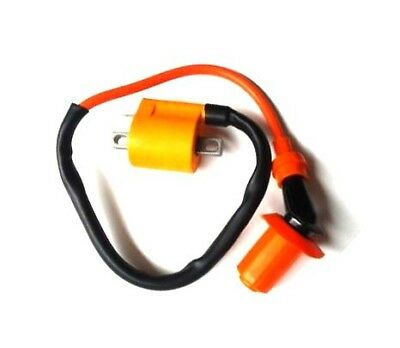 High Performance Ignition Coil 6 or 12 volts - Points or CDI Magneto for Yamaha