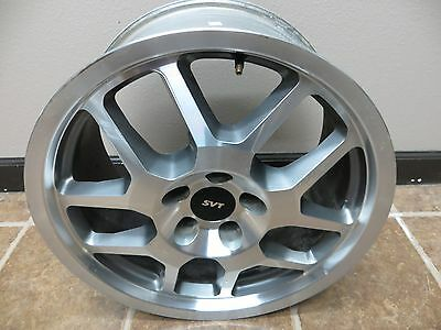 "07 09 Ford Mustang Gt500 Shelby Cobra Wheel 18"" Factory Oem Rim 5.4L Used Alloy"