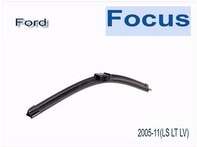 Ford FOCUS 2005-2011  Flexible Windshield Windscreen Wiper Blades (PAIR)