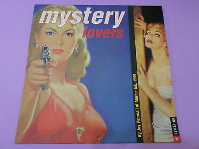 Calendario MYSTERY LOVERS 1999 by Jay Pearsall