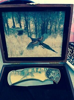 Boxed Eagle Pocket Knife 3 Inches