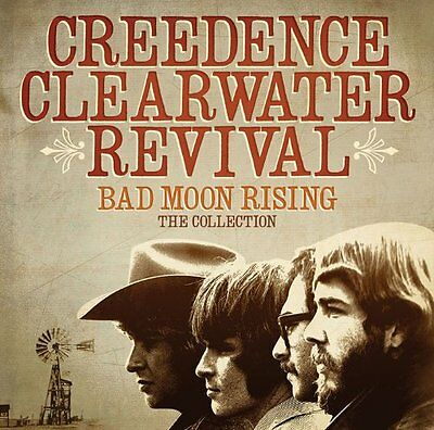 Creedence Clearwater Revival Bad Moon Rising: The Collection Cd