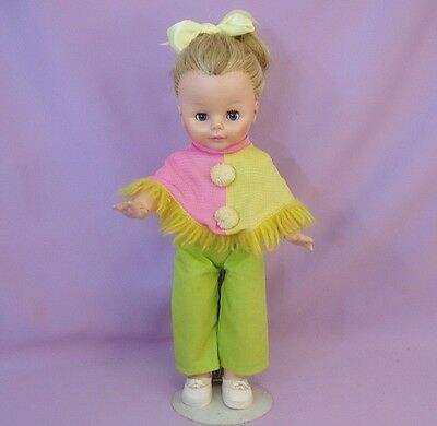 "15"" CHILD DOLL by HORSMAN 1970s"