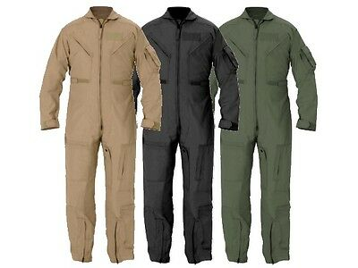 PROPPER F511546 Adult's CWU 27/P NOMEX Flight Suit All Sizes and Colors New