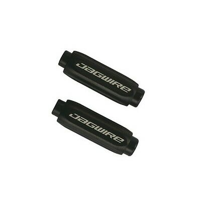 Jagwire BSA054 Alloy Bike Bicycle Pro Indexed Inline Adjusters - Black