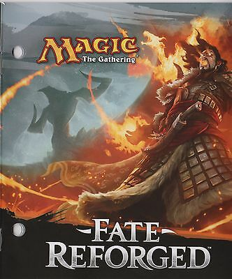 MTG Magic - Fate Reforged Player's Guide ( from fat pack )