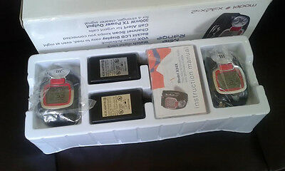 2-Way FRS/GMRS Wristwatch Radio Model # X32X-2 New in Box