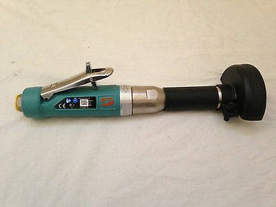 """NEW Dynabrade 3"""" Straight Line Air Grinder 1hp #52376"""