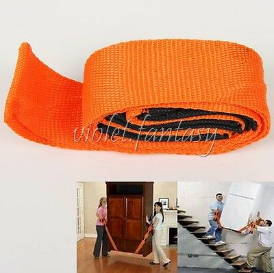 Carry Forearm Lifting Moving Strap Transport Belt Mover Easier Conveying Belt