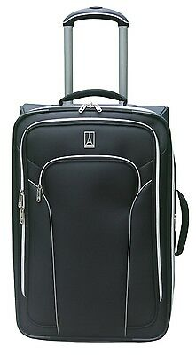 Travelpro Avion 22 in. Carry-On Rollaboard - Luggage Black - MSRP $240