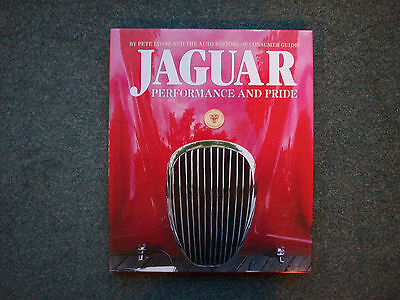 Jaguar ,performance And Pride By Pete Lyons