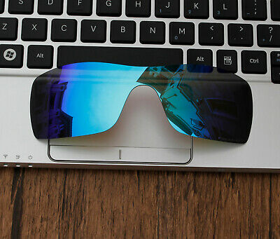ACOMPATIBLE Lenses Replacement Polarized for-Batwolf - Blue Coatings