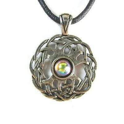 Celtic Harmony Sexuality Pendant Necklace Wiccan Pagan Jewelry SXC