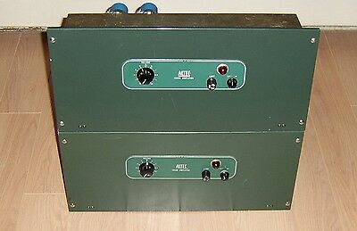 VINTAGE WORKING USA 1960's Altec Lansing 1568A 40 Watt Tube Amp Amps 1569A 1570B