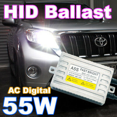 HID Ballast (55W Digital AC), suits Most H1/H3/H4/H7/H9/H11/9005/9006 HID Kits