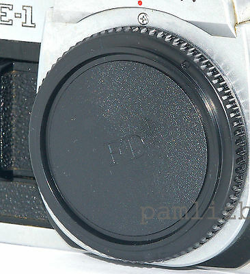 Replacement Camera  Body  cap ,  fits  CANON FD mount  35mm SLR   film cameras
