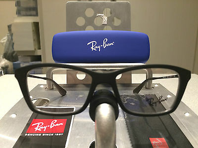 GLASSES FROM JUNIOR RAY BAN RB 1540 3615 46/14 1540 RUBBER BLACK DISPONIBILE OM.