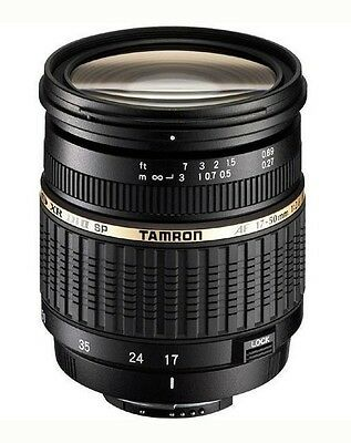 NEW TAMRON 17-50mm XR f/2.8 Di II LENS FOR CANON DSLR