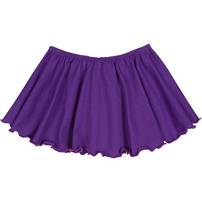 PURPLE Child / Girls Flutter Ballet - Dance Skirt