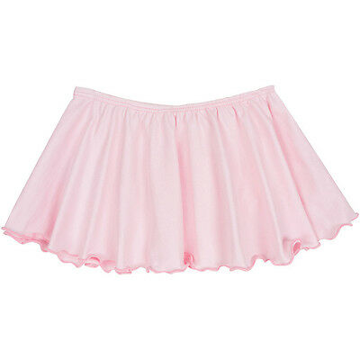 LIGHT PINK Toddler & Girls Flutter Ballet Dance Skirt