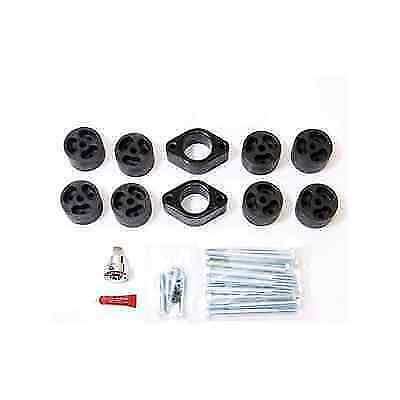 Performance Accessories 994 2in Body Lift Kit for Jeep Wrangler