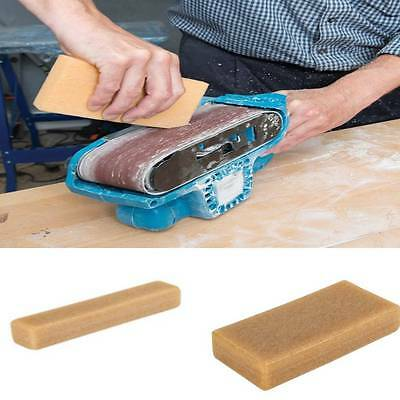 Abbrasive  Sanding Belt Cleaning Blocks Sanding Belt Sander Cleaner De-Clog