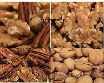 Quality Natural Health Dried Raw  Mixed Nuts Walnut halves Californian,Pecan